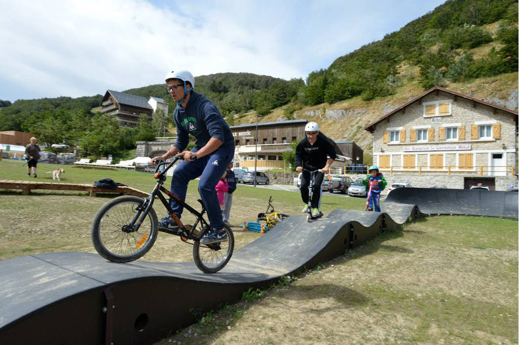 Vercors dr me tourisme bike park - Office de tourisme la chapelle en vercors ...