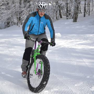 Fat-biking