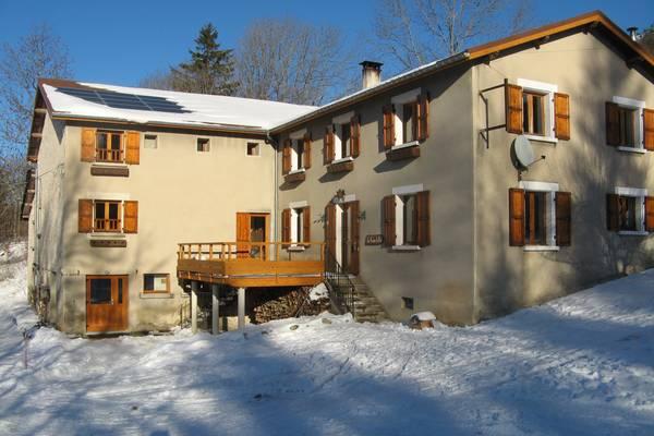 Vercors dr me tourisme week end neige en groupe un max de plaisirs - Office de tourisme la chapelle en vercors ...